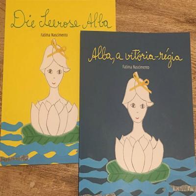 Alba, a vitória-régia