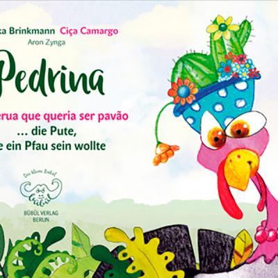 Pedrina, a perua que queria ser pavão