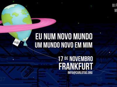 III Fórum Carlotas para Mulheres Brasileiras na Alemanha